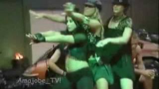 BBB-9 - Dançando funck Milena leva tombo