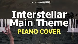 [HD] Hans Zimmer - Interstellar Main Theme (Piano Cover)