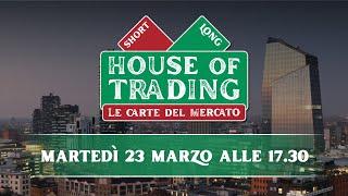 House of Trading: oggi Enrico Lanati sfida Tony Cioli Puviani