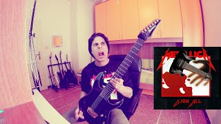 Metallica plays Djent?