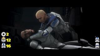 Star Wars The Clone Wars Season 6 Clone Death Count