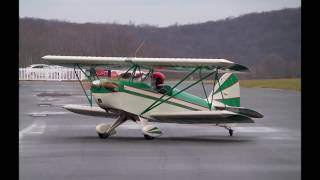 Fisher FP-404 with 37-40hp Mosler Engine