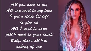 Little Mix ~ Dear Lover ~ Lyrics