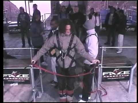bungee jump gert zuid afrika