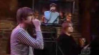 Kasabian Lsf (live at Dave Letterman Show)