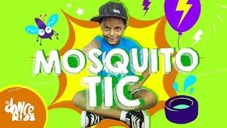 Mosquito Tic - MC Creu - Coreografia | FitDance Kids