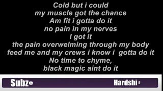 Ibreezy   Hardship ft Subze