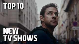 Top 10 Best New TV Shows to Watch Now!