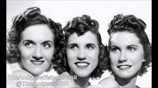 The Andrews Sisters - Why Talk About Love (1937)