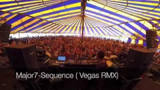 Major 7- Sequence  (Vegas RMX)