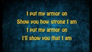 Sia - Unstoppable ( Lyrics )