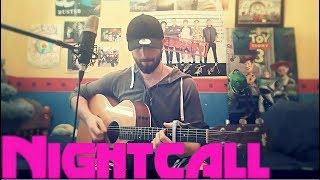 Kavinsky - Nightcall - Cover