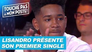 """Lisandro (The Voice) présente son premier single """"Danser"""" dans TPMP !"""