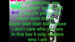 Blah Blah Blah - Kesha Ft. 3OH3! [with lyrics and download]