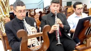Hino 424 (CCB) - Sax Soprano, Clarinete e Tuba