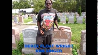 Derek float Wright ,  It's  So hard to Say Good bye COVER