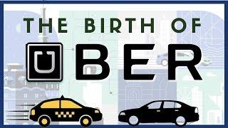 How Did Uber Start?  The Birth of Travis Kalanick & Garrett Camp's Uber