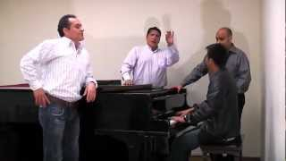 """QUEIROLO PRODUCCIONES presenta... al Trio BOHEMIA en:""""Travesía latina"""""""