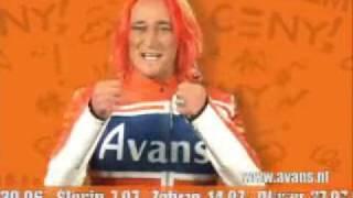 REKLAMA - AVANS TOUR (2007)