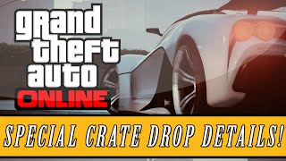 GTA 5: Online | Rare & Special Crate Drops Spawning - Limited Edition Crate Drops! (GTA 5 News)