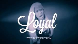 "(2017) Nicki Minaj x type beat - "" Loyal "" Rap/R&B Instrumental Beat (Prod. By Drew Belly)"