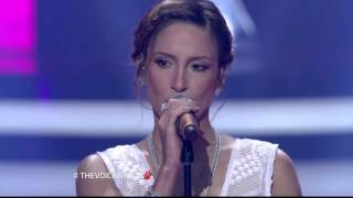 Claudia Leitte canta 'Shiver Down My Spine' no 'The Voice Brasil' – Final | 4ª Temporada