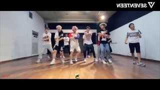 SEVENTEEN (세븐틴) - 아낀다 (Adore U) Dance Practice Ver. (Mirrored)
