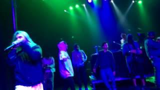 Ghostemane - Venom (Live in Santa Ana, CA, 11/28/16)