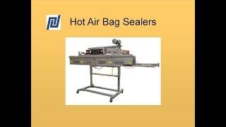 Inpak Systems | Saxon | SH 2000 Hot Air Sealer