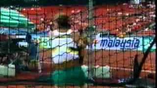 Hammer Throw Stuart Rendell Commonwealth Games 1998