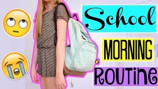 Morning Routine | School Edition 2016