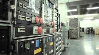 PRG Used Equipment Pop-Up Warehouse