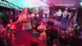 Alex Marley live in Hawaii 2016