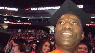 NJIT 2016 Graduation Exit Song