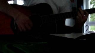 You Talk - Babyshambles Guitar Cover
