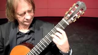 Concierto de David Russell en el Festival Internacional de Guitarra Sinaloa 2016. (09-Marzo-2016)