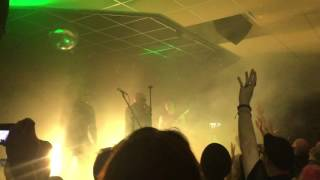 """The Sisters of Mercy """"Temple of Love"""" - Live @ Brudenell Social Club, Leeds, 27.11.16"""