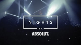 NYC By Absolut | (Teaser) | Nights
