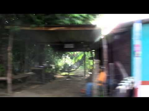 Island of Ometepe, Nicaragua –  Driving around Downtown