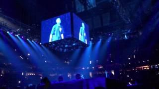Chris Brown do you mind dj Khalid Nicki august Jeremiah future Party Tour 2017 live TD Garden Bosto