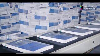Les Imprimeries Le Matin renforcent leur positionnement sur le marché du Livre scolaire