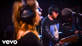 CHVRCHES - Somebody Else (The 1975 cover) in the Live Lounge width=