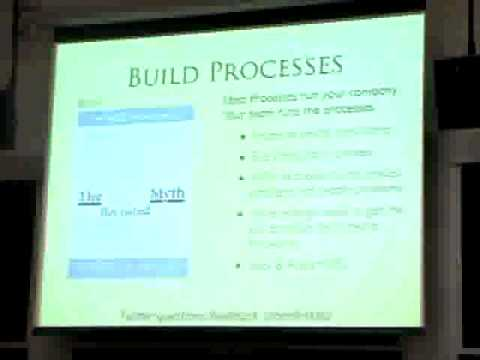 Building a Successful Drupal (Design) Business by Ben Finklea at the Design4Drupal Conference