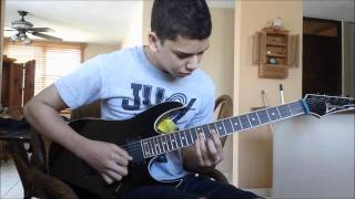Blessthefall - Promised Ones - HD (Guitar Cover)