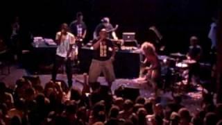 Buraka Som Sistema Live @ Bowery Ballroom 5/2/09 in New York (Sound of Kuduro)