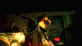 PROTOJE - ROLL  LIVE @ MATING SATDAYZ, SION