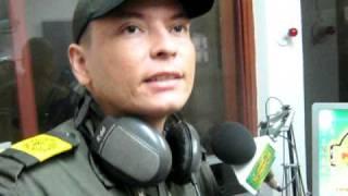 EMISORA POLICIA   88.7 FM .avi