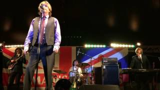 Herman's Hermits starring Peter Noone THERE'S A KIND OF HUSH  6/11/16