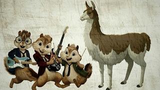 Aronchupa - Llama in my Living Room (Chipmunk Remix)