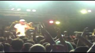 Hollywood Undead- Everywhere I  Go (LIVE)